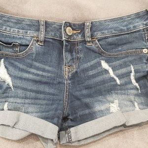 Pants - Jean shorts - fits like size 6